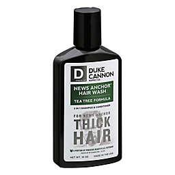Duke Cannon 10 oz. News Anchor 2 -in-1 Hair Wash