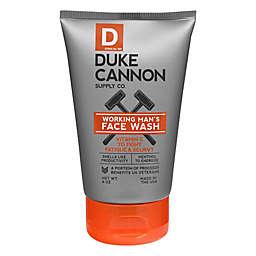 Duke Cannon 4 oz. Supply Working Man's Face Wash