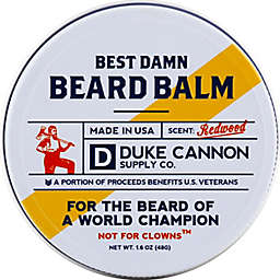 Duke Cannon's Supply Co. 1.6 oz. Best Damn Beard Balm