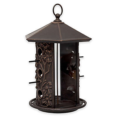 Whitehall Products Dogwood Bird Feeder in Oil Rubbed Bronze