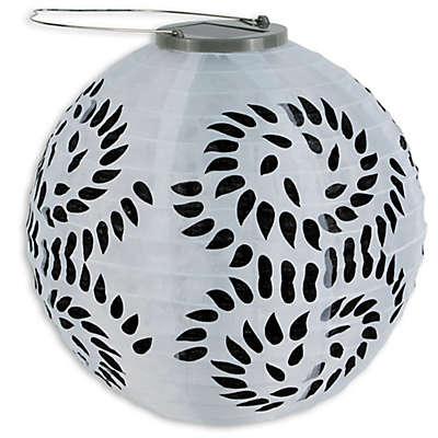 Allsop® GLOW Solar Powered Nylon Lantern