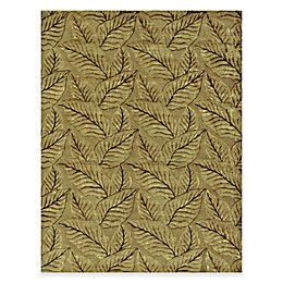Feizy Leafscape Leaves Area Rug