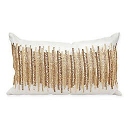 Kathy Ireland by Nourison Heartbeat Oblong Throw Pillow