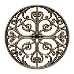 Whitehall Products Perrault Outdoor Hose Holder in French Bronze