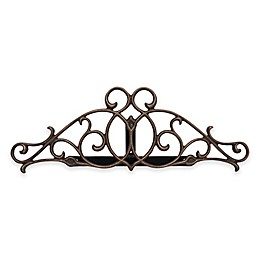 Whitehall Products Tendril Outdoor Hose Holder in Oil Rubbed Bronze
