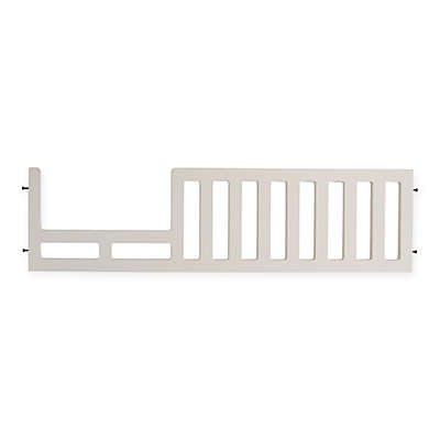 DwellStudio Norfolk Toddler Guard Rail in French White
