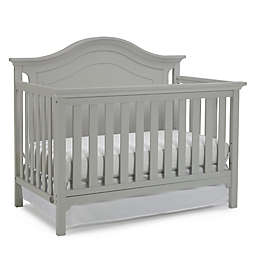 Ti Amo Catania 4-In-1 Convertible Crib in Misty Grey