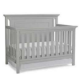 Ti Amo Carino 4-In-1 Convertible Crib in Misty Grey