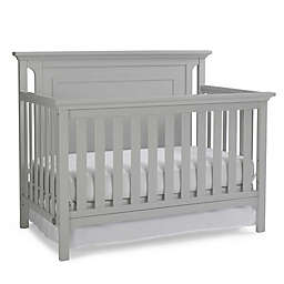 Ti Amo Carino 4-In-1 Convertible Crib in Misty Grey