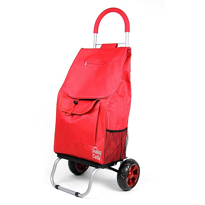 Alternate image 1 for Folding Trolley Dolly Cart