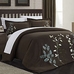 Chic Home Kathy 3-Piece Duvet Cover Set