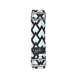 Ju-Ju-Be® Onyx Messenger Strap in Black Diamond Pattern