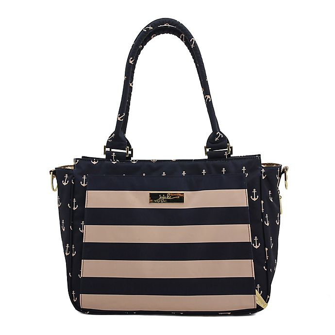 Diaper Bag In The Commodore Nautical Pattern View A Larger Version Of This Product Image