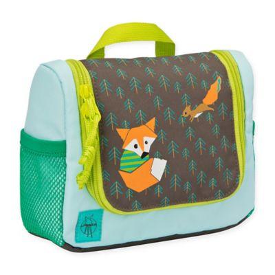 Lassig Mini Toiletry Bag In Fox Blue Buybuy Baby
