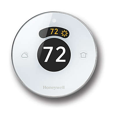 Honeywell™ Lyric 2.0 Wi-Fi Smart Thermostat in White