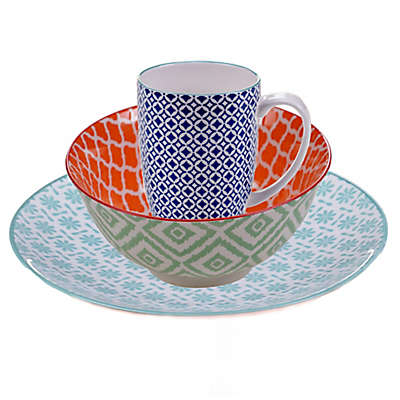 Certified International Chelsea Mix and Match Serveware Collection