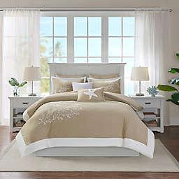 Harbor House® Coastline Duvet Cover Set in Khaki