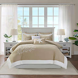 Harbor House® Coastline Duvet Cover Set in Khaki
