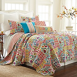 Levtex Home Ariana Reversible Quilt Set