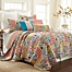 Part of the Levtex Home Ariana Reversible Quilt Set
