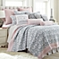 Part of the Levtex Home Margaux Reversible Quilt Set