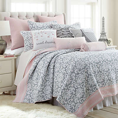 Levtex Home Margaux Reversible Quilt Set