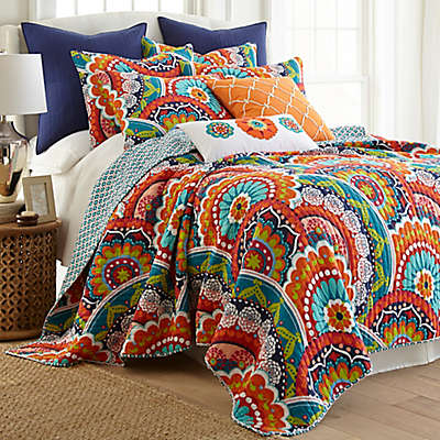 Levtex Home Serendipity Reversible Quilt Set