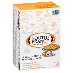 South of France 6 oz. Glazed Apricots Bar Soap