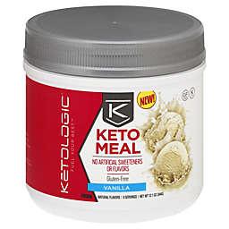 KetoLogic® 12.1 oz. Keto Meal Powder in Vanilla