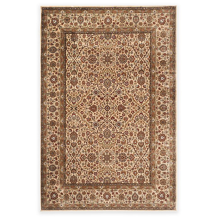 Alternate image 1 for Safavieh Persian Garden Zibia 4-Foot x 5-Foot 7-Inch Area Rug in Ivory