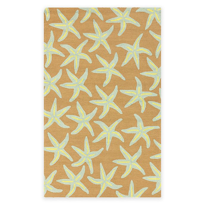 Alternate image 1 for Surya Mount Tyndall 5-Foot x 8-Foot Indoor/Outdoor Area Rug in Taupe