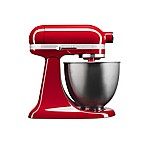 KitchenAid® Artisan® Mini 3.5 qt. Stand Mixer in Empire Red