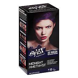 Splat® Rebellious Colors Bleach Free Semi-Permanent Hair Color Kit in Midnight Amethyst