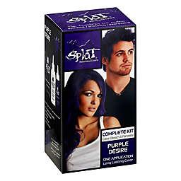 Splat® Rebellious Colors Semi-Permanent Hair Color Kit with Bleach in Purple Desire