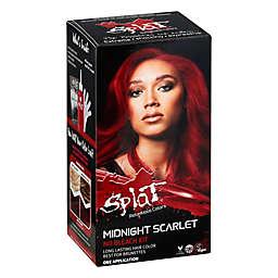 Splat® Rebellious Colors Bleach Free Semi-Permanent Hair Color Kit in Midnight Scarlet