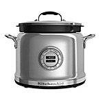 KitchenAid® Multi-Cooker with Stir Tower Accessory in Stainless Steel