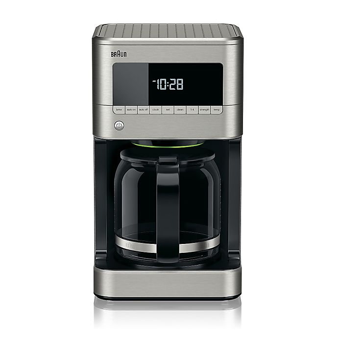 Alternate image 1 for Braun® BrewSense 12-Cup Drip Coffee Maker