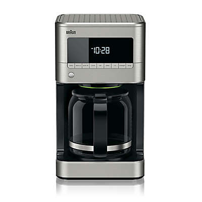 Braun® BrewSense 12-Cup Drip Coffee Maker