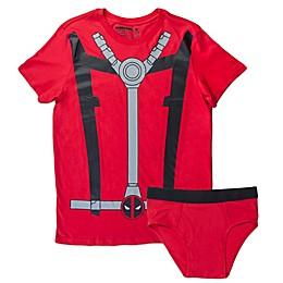 Marvel Deadpool Underoos Set