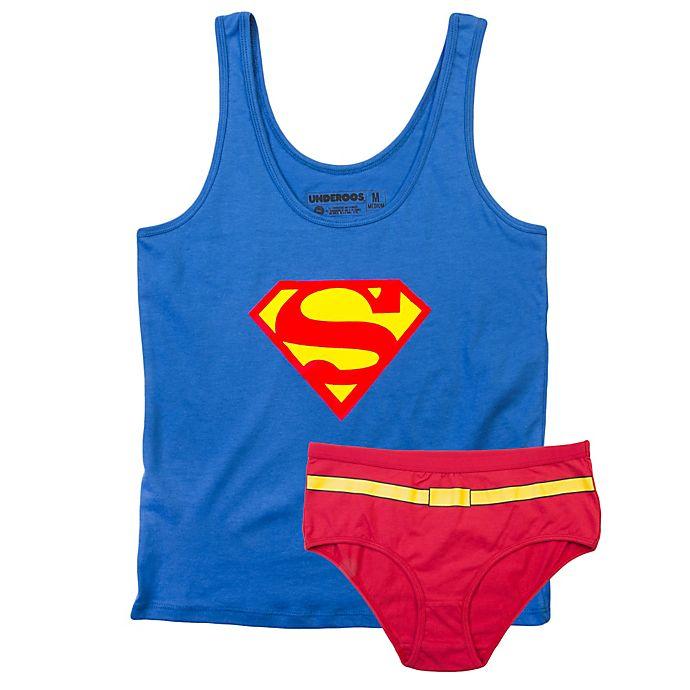 9a129654c4c Underoos® DC Comics™ Supergirl Juniors Tank Underwear Set
