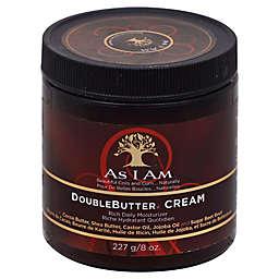 As I Am® 8 oz. DoubleButter Cream
