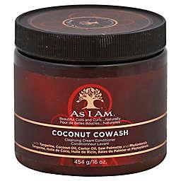 As I Am® 16 oz. Cleansing CoWash Cream Conditioner