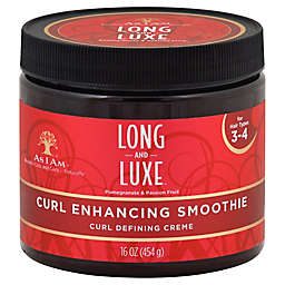 As I Am 16 oz. Curl Enhancing Smoothie Defining Creme in Pomegranate & Passion Fruit