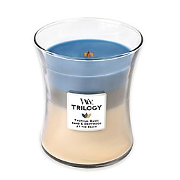 WoodWick® Trilogy Nautical Escape Medium Jar Candle