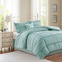 Madison Park Celeste Coverlet-to-Duvet Cover Set