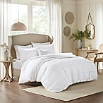 Madison Park Celeste King/California King Coverlet Set in White