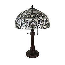 Tiffany Style Vintage Table Lamp
