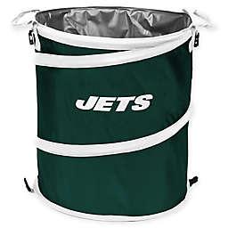 NFL New York Jets Collapsible 3-in-1 Cooler/Hamper/Wastebasket