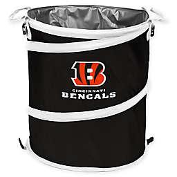 NFL Cincinnati Bengals Collapsible 3-in-1 Cooler/Hamper/Wastebasket