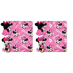 NFL & Minnie Hugger and Throw Blanket Set by The Northwest